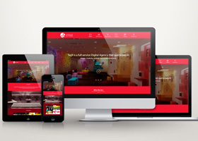 tag9 responsive website